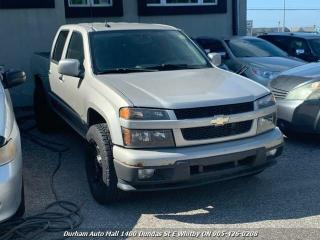 Used 2009 Chevrolet Colorado LT for sale in Whitby, ON