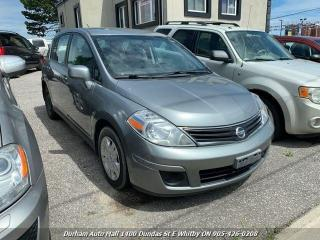Used 2010 Nissan Versa 1.8 S for sale in Whitby, ON