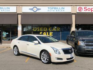 Used 2014 Cadillac XTS Premium Collection VSport, Fully Loaded for sale in Vaughan, ON