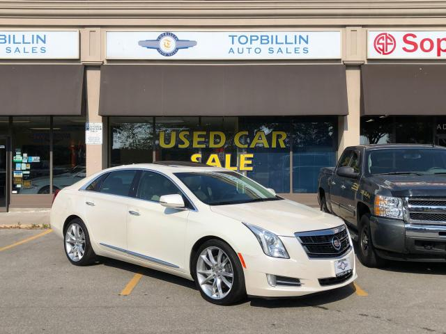 2014 Cadillac XTS Premium Collection VSport, Fully Loaded