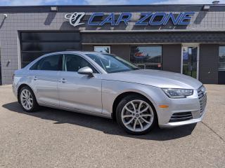 Used 2017 Audi A4 Progressiv for sale in Calgary, AB