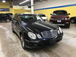 Used 2008 Mercedes-Benz E-Class E300 4MATIC for sale in Vaughan, ON
