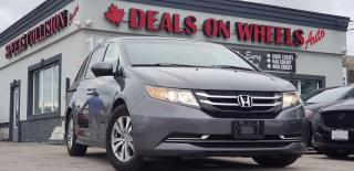 Used 2014 Honda Odyssey EX for sale in Oakville, ON