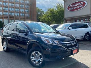 Used 2015 Honda CR-V LX for sale in Scarborough, ON
