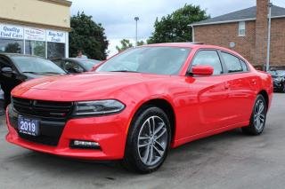 Used 2019 Dodge Charger SXT AWD for sale in Brampton, ON