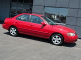 Photo of Red 2005 Nissan Sentra