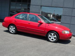 Used 2005 Nissan Sentra 1.8|SPECIAL EDITION for sale in Toronto, ON
