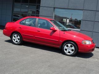 2005 Nissan Sentra 1.8|SPECIAL EDITION