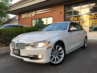 Used 2013 BMW 3 Series 328i xDrive AWD Navi Sunroof Park Assist Certified for sale in Concord, ON