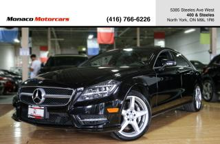 Used 2014 Mercedes-Benz CLS-Class CLS550 4MATIC - AMG|MASSAGE SEAT|NAVI|BACKUP for sale in North York, ON