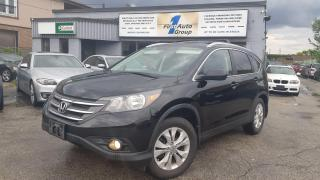 Used 2012 Honda CR-V EX for sale in Etobicoke, ON