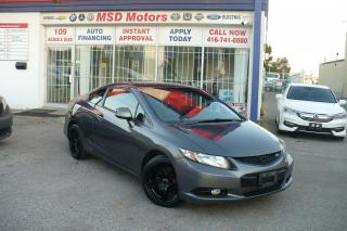 Used 2013 Honda Civic Si NAVI/ROOF/ALLOY for sale in Toronto, ON