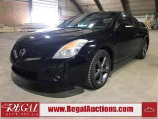Used 2009 Nissan Altima SE 2D SEDAN FWD for sale in Calgary, AB