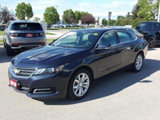 Used 2018 Chevrolet Impala LT *Factory Remote Start Is Nice* for sale in Winnipeg, MB