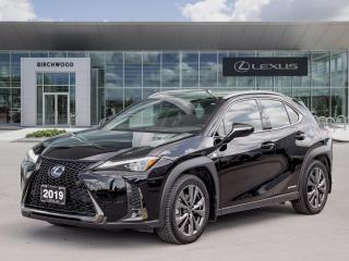 Used 2019 Lexus UX 250h F-Sport 2 for sale in Winnipeg, MB