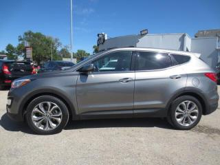 Used 2013 Hyundai Santa Fe AWD 4dr 2.0T Auto Limited - Sunroof/Nav/Leather for sale in Winnipeg, MB