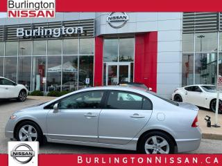 Used 2010 Honda Civic Sport for sale in Burlington, ON
