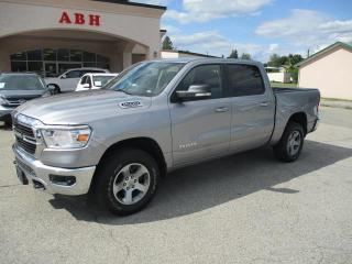 Used 2020 RAM 1500 Big Horn Crew 4x4 for sale in Grand Forks, BC
