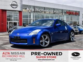 Used 2007 Nissan 350Z Grand Tour   Alloys   Brembo Brakes   Leather for sale in Richmond Hill, ON