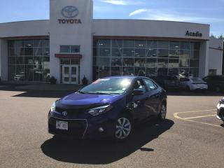 Used 2016 Toyota Corolla S for sale in Moncton, NB