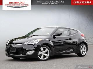 Used 2015 Hyundai Veloster for sale in Richmond, BC