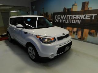 Used 2015 Kia Soul LX for sale in Newmarket, ON