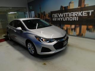 Used 2019 Chevrolet Cruze LT+ for sale in Newmarket, ON