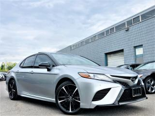 Used 2018 Toyota Camry XSE|PANORAMIC|ADAPTIVE CRUISE|REAR CAM|FRONT REAR SENSORS! for sale in Brampton, ON