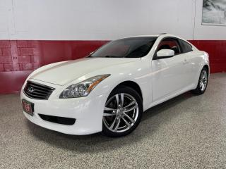 Used 2009 Infiniti G37 X COUPE AWD TECH PKG|NAVI CAMERA BLUETOOTH SUNROOF for sale in North York, ON
