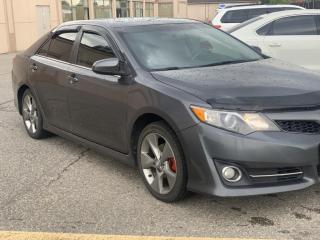 Used 2014 Toyota Camry SE /NAV/BACKUPCAMERA/SUNROOF for sale in Brampton, ON