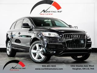 Used 2011 Audi Q7 3.0 TDI|S-Line|7 Passenger|Navigation|Pano Roof|Blindspot for sale in Vaughan, ON