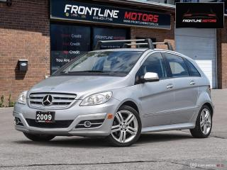 Used 2009 Mercedes-Benz B-Class 4dr HB Turbo for sale in Scarborough, ON