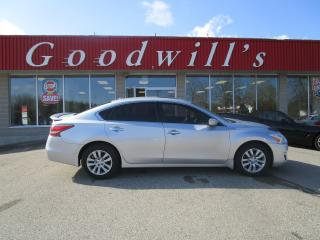 Used 2014 Nissan Altima SV! CLEAN CARFAX! for sale in Aylmer, ON