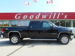 Used 2014 GMC Sierra 2500 HD SLE! DIESEL! BLUETOOTH! for sale in Aylmer, ON
