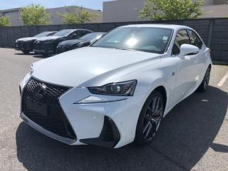 New 2020 Lexus IS 300 F SPORT SERIES 2 for sale in North Vancouver, BC