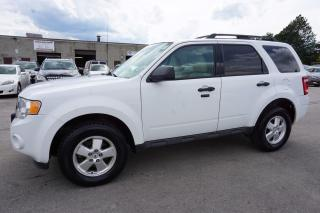 Used 2012 Ford Escape XLT CERTIFIED 2 YEAR WARRANTY INCLUDED!! for sale in Milton, ON