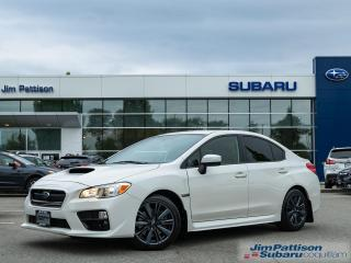 Used 2017 Subaru WRX TURBO AWD 6 SPEED for sale in Port Coquitlam, BC