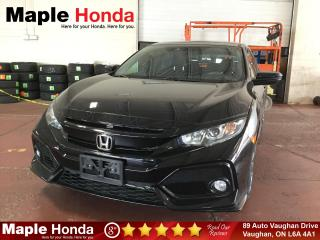 Used 2019 Honda Civic Sport| Auto-Start| Sunroof| Backup Cam| for sale in Vaughan, ON