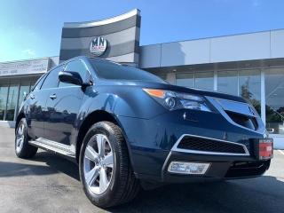 Used 2013 Acura MDX 3.7l AWD NAVI SUNROOF REAR CAMERA DVD ENT 7-PASS for sale in Langley, BC