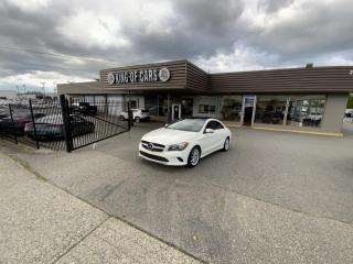 Used 2017 Mercedes-Benz CLA-Class CLA250 4MATIC for sale in Langley, BC
