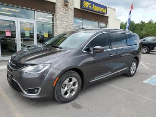 Used 2017 Chrysler Pacifica Touring-L Plus for sale in Trenton, ON