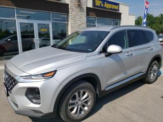 Used 2019 Hyundai Santa Fe Essential AWD w/Safety Package & Dark Chrome Accen for sale in Trenton, ON
