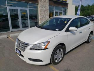 Used 2015 Nissan Sentra 1.8 S Auto Cruise Bluetooth Power Group for sale in Trenton, ON