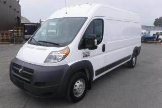 Used 2018 RAM 3500 ProMaster High Roof Tradesman 159-inch Wheel Base Cargo Van for sale in Burnaby, BC