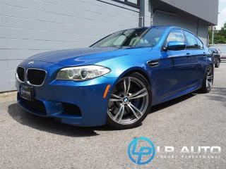 Used 2013 BMW M5 4dr Rear-wheel Drive Sedan for sale in Richmond, BC