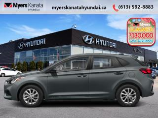 New 2020 Hyundai Accent Preferred IVT  - $135 B/W for sale in Kanata, ON
