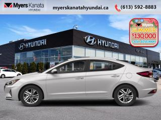 New 2020 Hyundai Elantra Essential IVT  - $125 B/W for sale in Kanata, ON