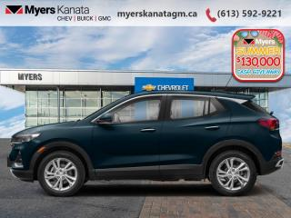 New 2020 Buick Encore GX Preferred  -  Alloy Wheels for sale in Kanata, ON
