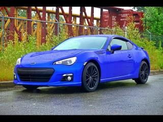 Used 2016 Subaru BRZ Limited 6M for sale in vancouver, BC