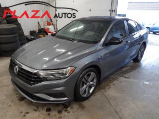 Used 2019 Volkswagen Jetta Highline Auto, CUIR TOIT OUVRANT for sale in Beauport, QC